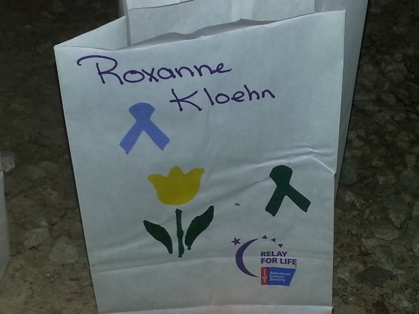 Mom's Luminary